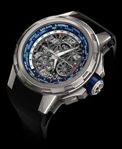 Richard Mille RM 63-02 World Timer