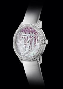 Harry Winston Replica Midnight Diamond Stalactites Automatic 36mm