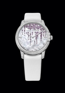 Replica Harry Winston Midnight Diamond Stalactites Automatic 36mm