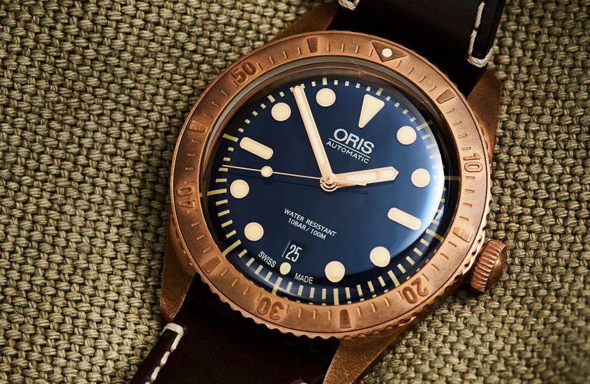 Oris-Bronze-Carl-Brashear-LE-