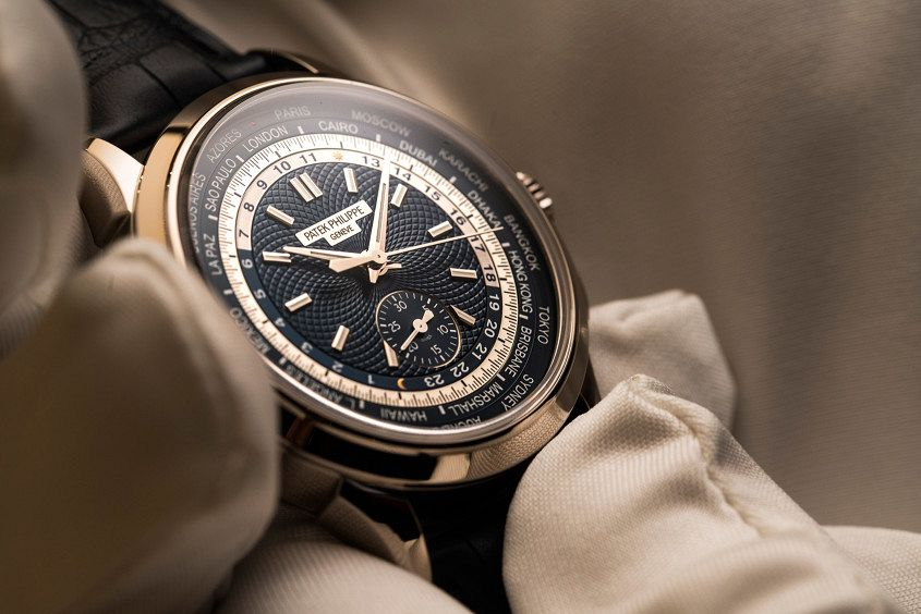 Patek World-Time-Chronograph