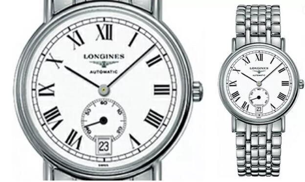 The ultra thin case Longines is suitable for both formal occasion and casual occasion.
