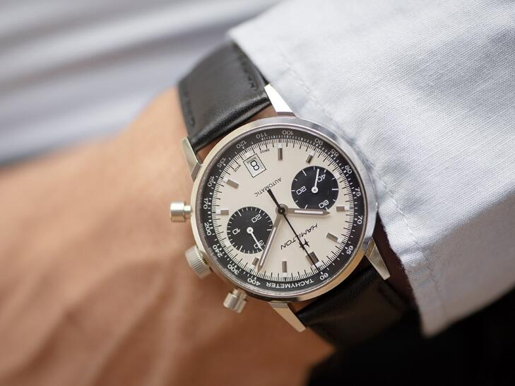 Swiss duplication watches for best sale are classic with black and white dials.