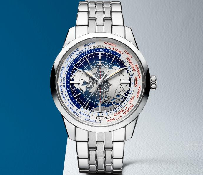 The stainless steel fake watches are designed for men.